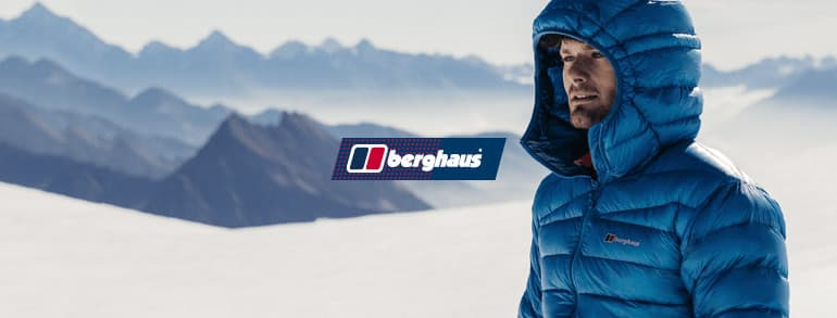 Berghaus Promotional Codes 2018