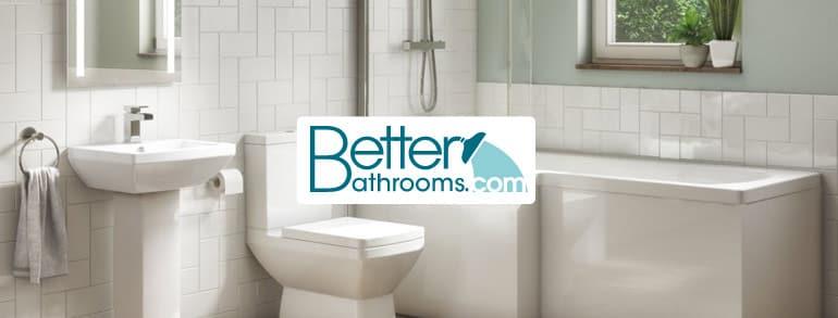 Better Bathrooms Voucher Codes 2018