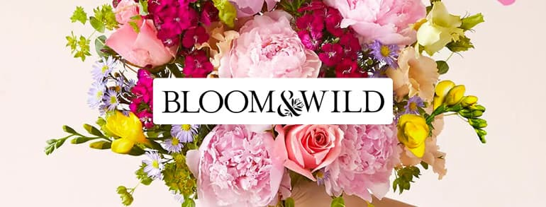 Bloom & Wild Discount Codes 2020