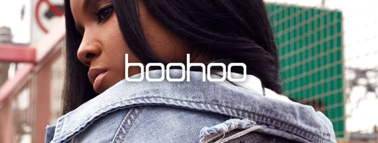 boohoo.com Promotion Codes 2019