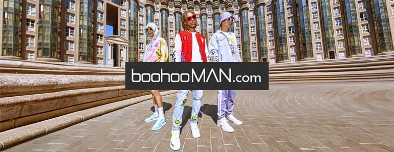 boohooMAN Promo Codes 2020
