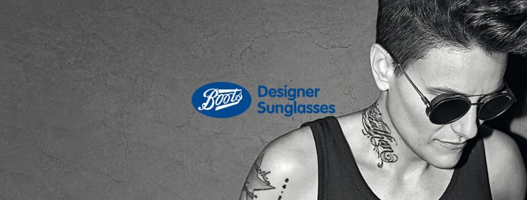 Boots Designer Sunglasses Voucher Codes 2018