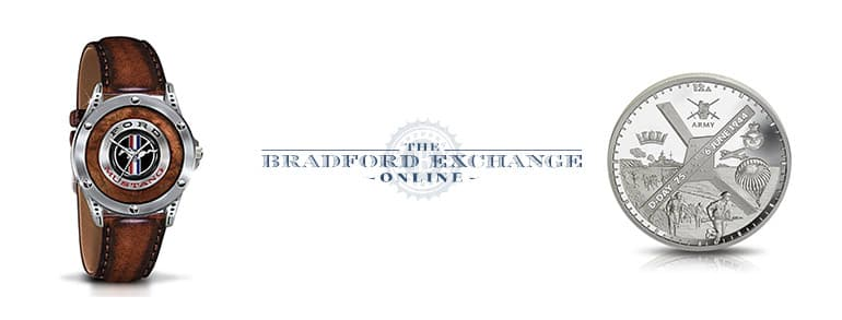 Bradford Exchange Voucher Codes 2019