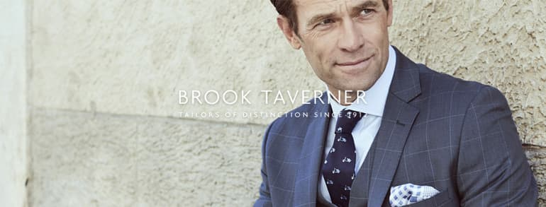Brook Taverner Promotional Codes 2018
