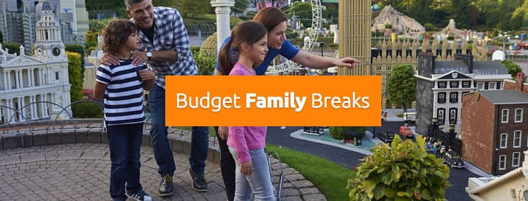Budget Family Breaks Voucher Codes 2019