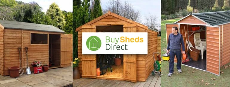 Buy Sheds Direct Promotional Codes 2018