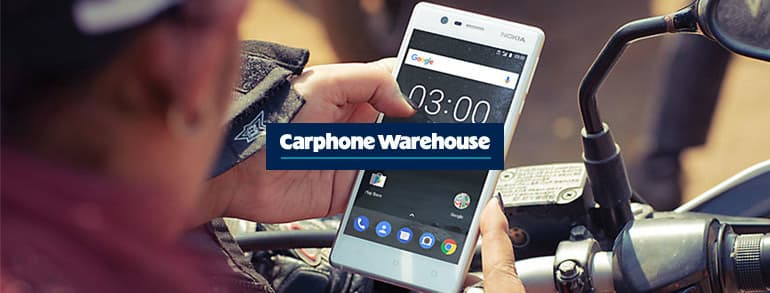 Carphone Warehouse Voucher Codes 2020