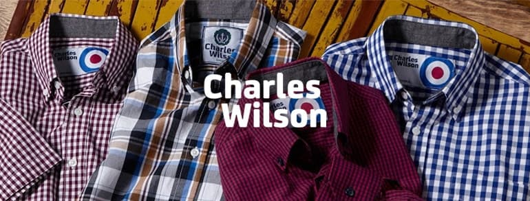 Charles Wilson Promo Codes 2019