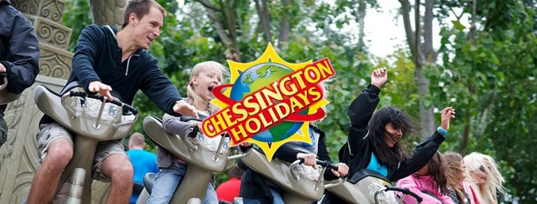 Chessington Holidays Discount Voucher Codes 2018