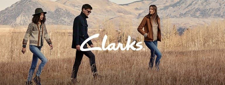Clarks Voucher Codes 2018