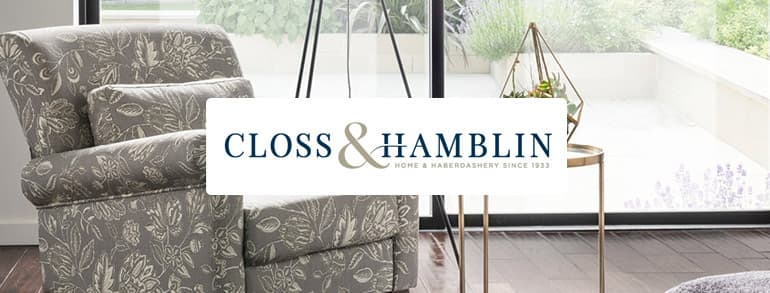Closs & Hamblin Discount Codes 2021