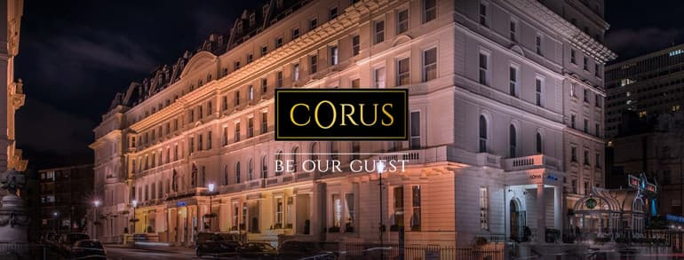 Corus Hotels Voucher Codes 2020 / 2019