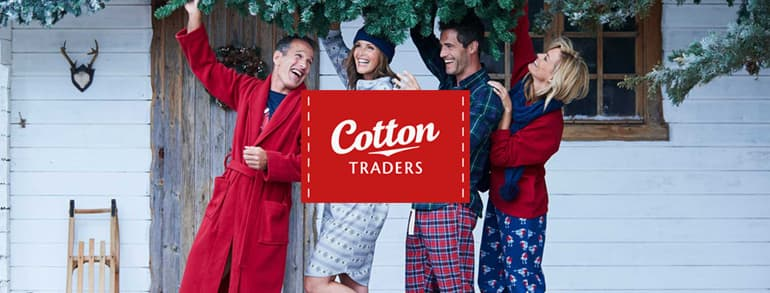 Cotton Traders Promotional Codes 2018