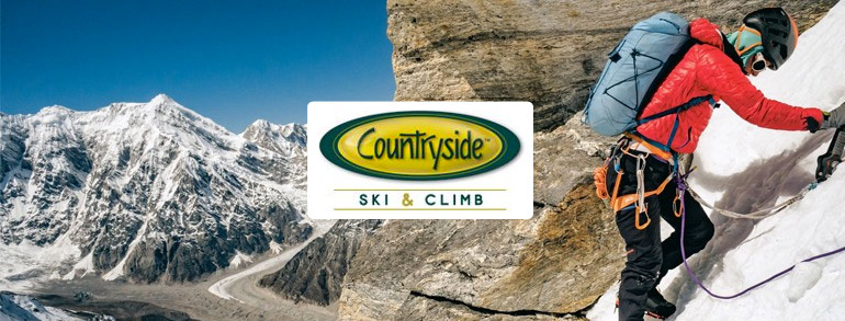Countryside Ski & Climb Voucher Codes 2020