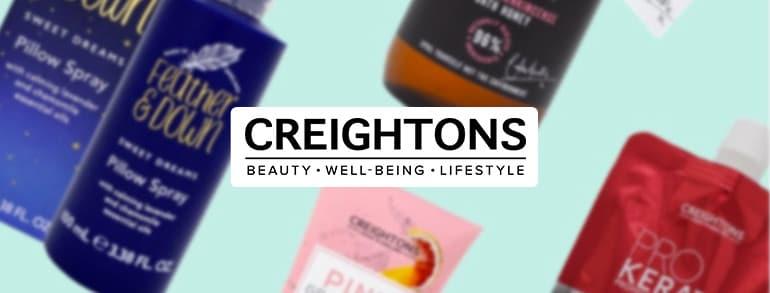 Creightons Discount Codes 2021