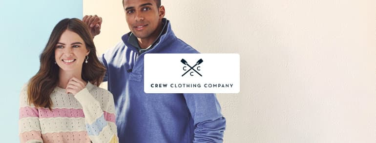 Crew Clothing Discount Codes 2021