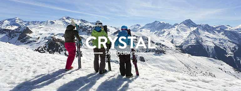 Crystal Ski Voucher Codes 2021 / 2022