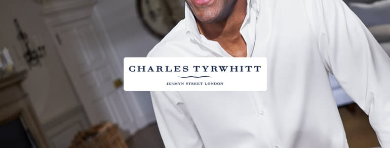 Charles Tyrwhitt Discount Codes 2021