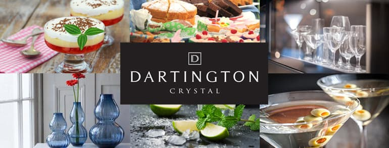 Dartington Crystal Voucher Codes 2019