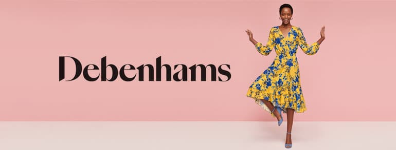 Debenhams Discount Codes 2020