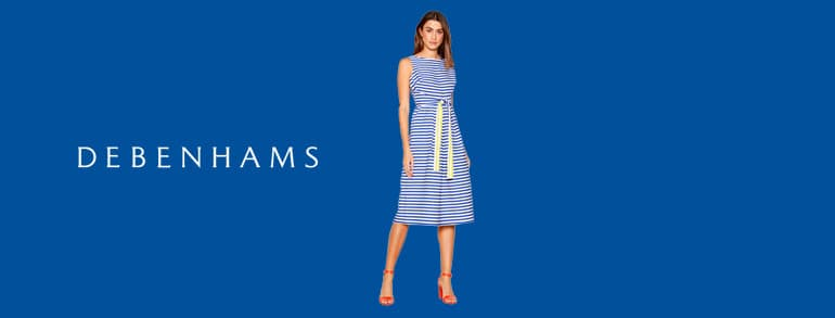 Shop now with the latest Debenhams discount codes & deals for December Choose from the 29 best working promo codes & sales to help you save at Debenhams now.