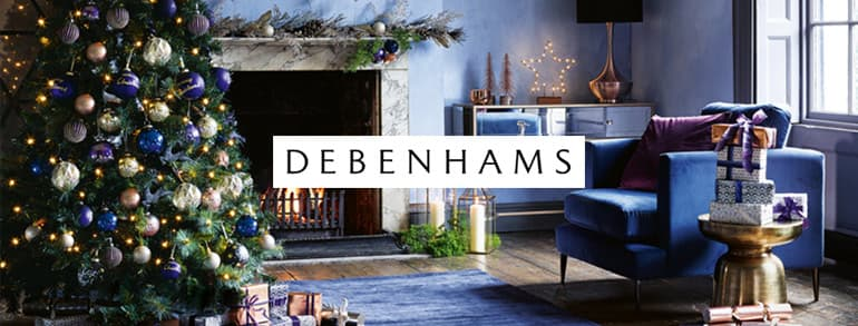 Debenhams Discount Codes 2017