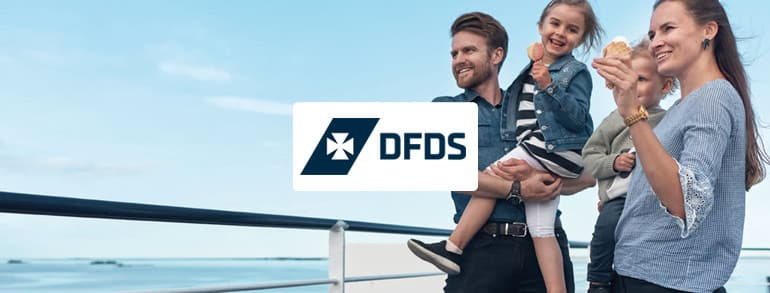 DFDS Seaways Discount Codes 2021