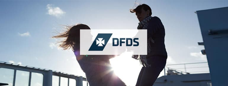 DFDS Seaways Voucher Codes for 2018