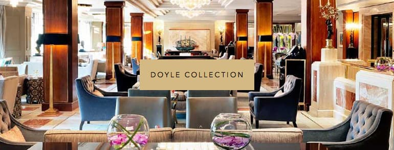 The Doyle Collection Promotional Codes 2018