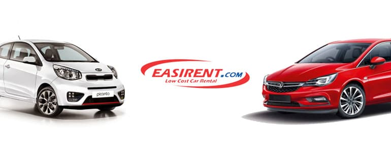 Easirent Promo Codes 2019 / 2020
