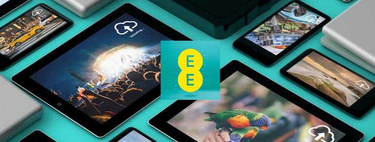 EE Mobile Broadband Voucher Codes 2018