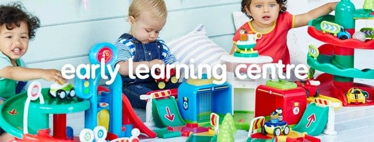Early Learning Centre Voucher Codes 2018