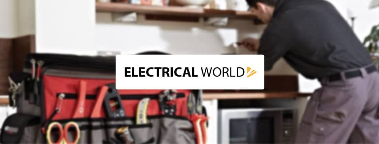 Electrical World Voucher Codes 2020