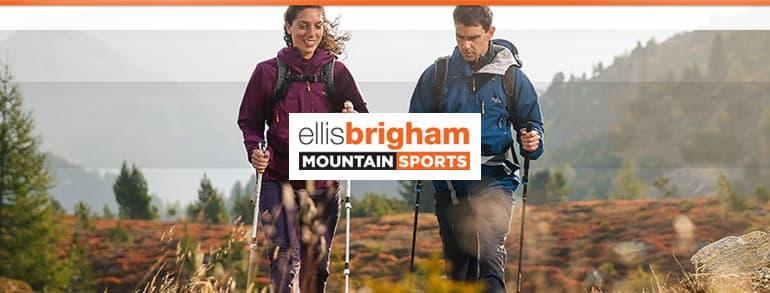 Ellis Brigham Promotional Vouchers 2018 / 2019