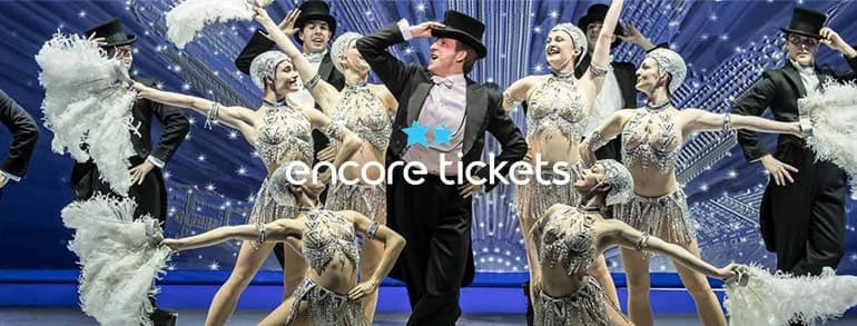 Encore Tickets Voucher Codes 2020