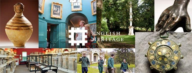 English Heritage Voucher Codes 2018
