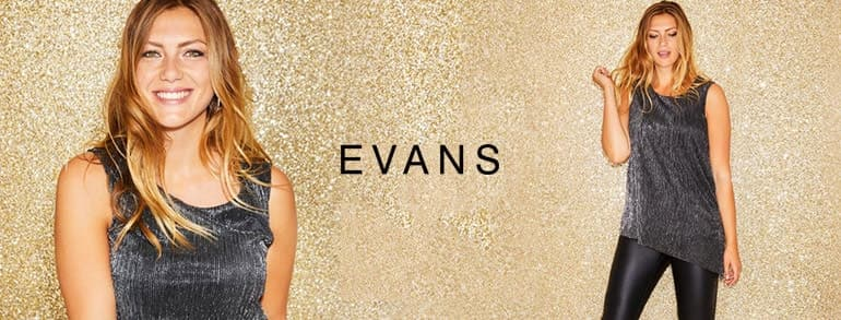 Evans Discount Codes 2020