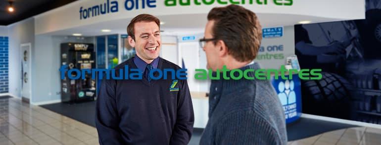 F1 Autocentres Voucher Codes 2018