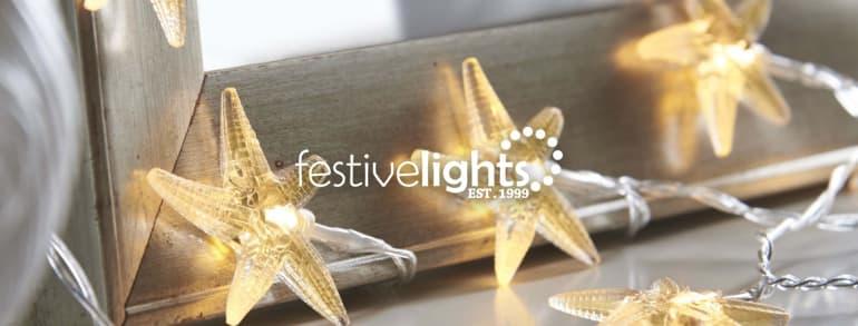 Festive Lights Voucher Codes 2018