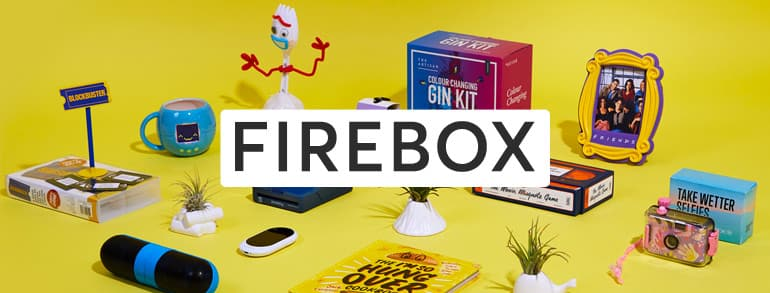 Firebox Discount Codes 2020