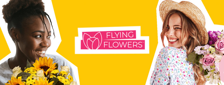 Flying Flowers Discount Codes 2021