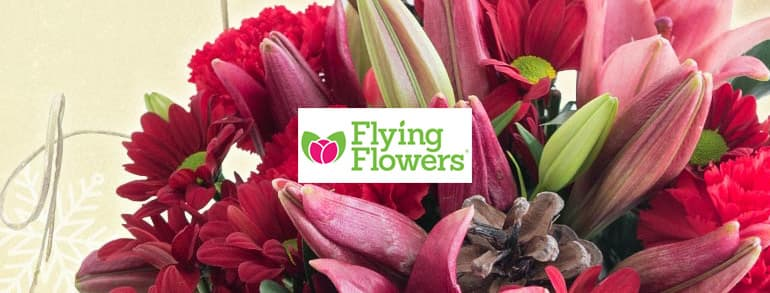Flying Flowers Discount Codes 2020