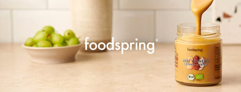 Foodspring Discount Codes 2021