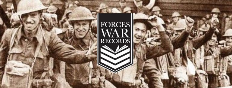 Forces War Records Voucher Codes 2018