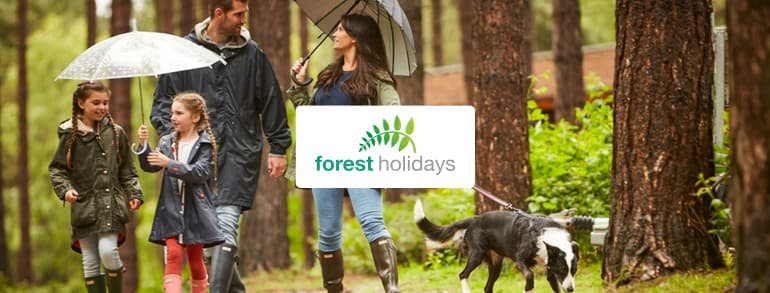 Forest Holidays Discount Codes 2020