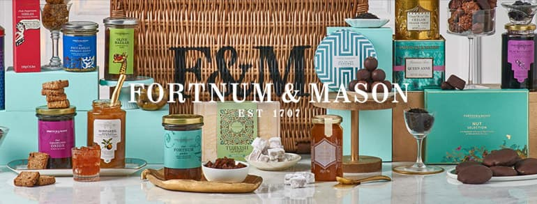 Fortnum and Mason Discount Codes 2020