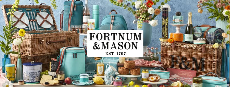 Fortnum and Mason Discount Codes 2021