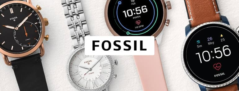 Fossil Discount Codes 2020