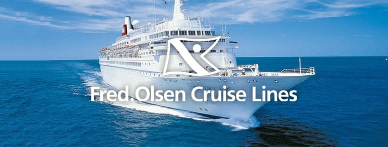 Fred Olsen Cruises Promotional Codes 2019 / 2020
