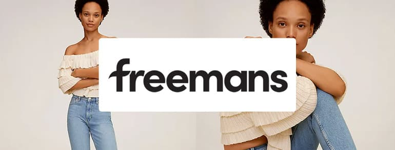 Freemans Discount Codes 2021